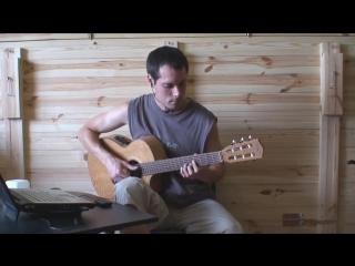 Ghostbusters - Охотники за привидениями на гитаре