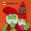 Авторские игрушки LEMONUS.RU