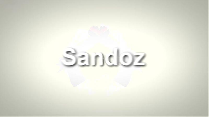 Интро для Sandoz
