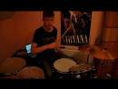 Rise Against - Methadone(drum cover)