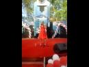 Настя Задорожная - Зачем топтать мою любовь 70 лет победе , Москва, 09.05.15