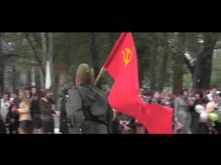 70-й юбилей Победы в Сотниковском. Автор фильма Игорь Кошкарев.
