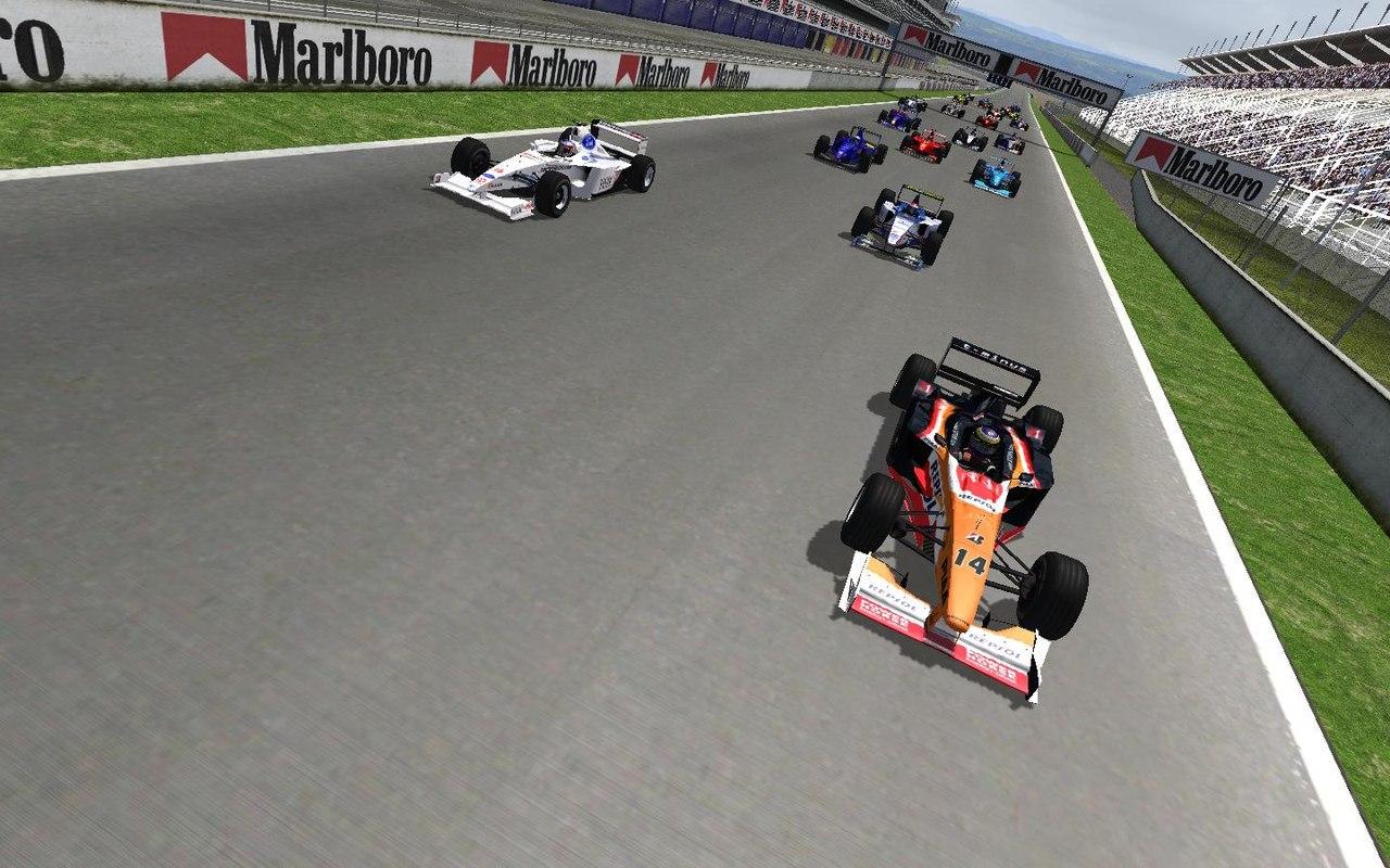 Формула-1 1999 В