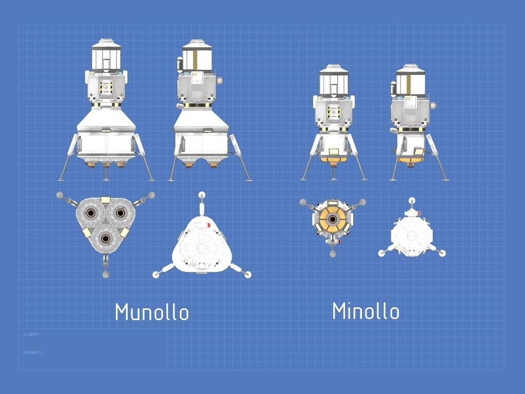 ������� ������ ������� Falco Space Exploration