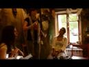 Вечер в Каледонском лесу 11.08.2015_11. Город креста и круга-2 Silver Fox
