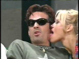 Pamela Anderson & Tommy Lee (SNL)
