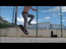 Backfoot lazer flip