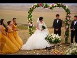 Самая красивая и необычная казахская свадьба в России (Wedding video) Республика Алтай. Кош-Агач