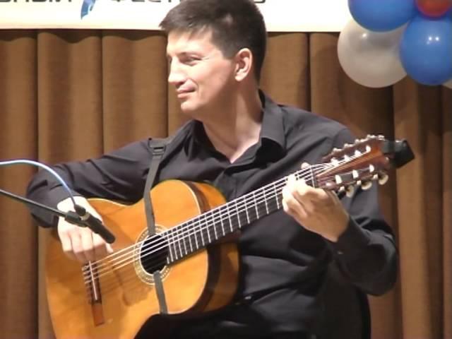 Русская 7 ми струнная гитара