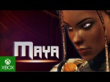 Killer Instinct - Season 2 - Трейлер персонажа «Майя»