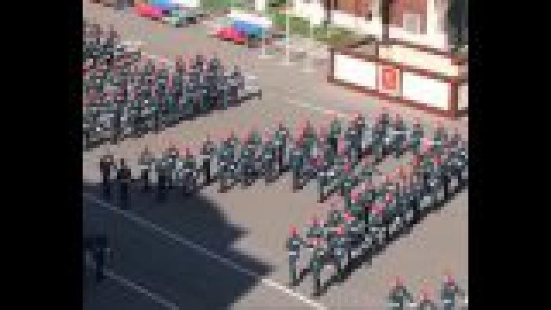 Флешмоб ВИ ГПС МЧС Росии 07 05 2015