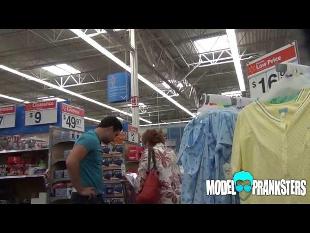 Coby Persin Dildos In Walmart Prank
