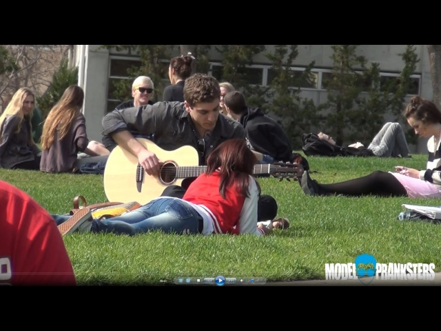 Coby Persin Serenading Cal Poly University Girls Episode 5