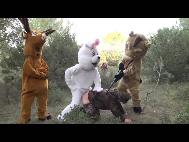 Hunting Prank (Rémi Gaillard)
