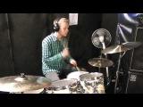 Dave Weckl -The zone by Valentin Tselishchev