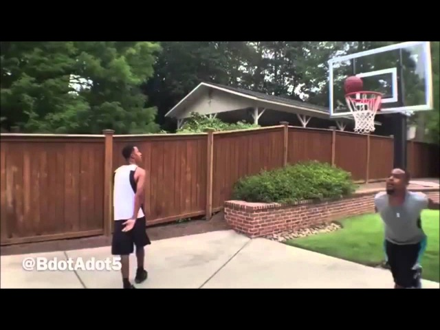 Brandon Armstrong parodies Rajon Rondo || Too Afraid to Score (Hilarious)