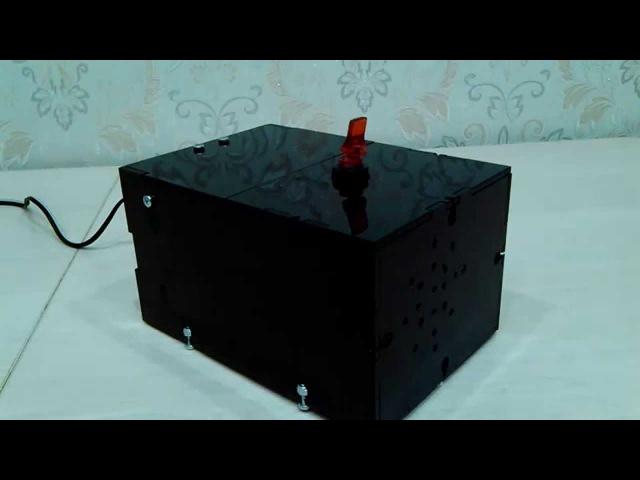 URoboBox 2.0 - Саундчек
