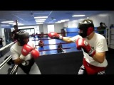 Nick Diaz Sparring Omar Henry Before His Death (R.I.P)