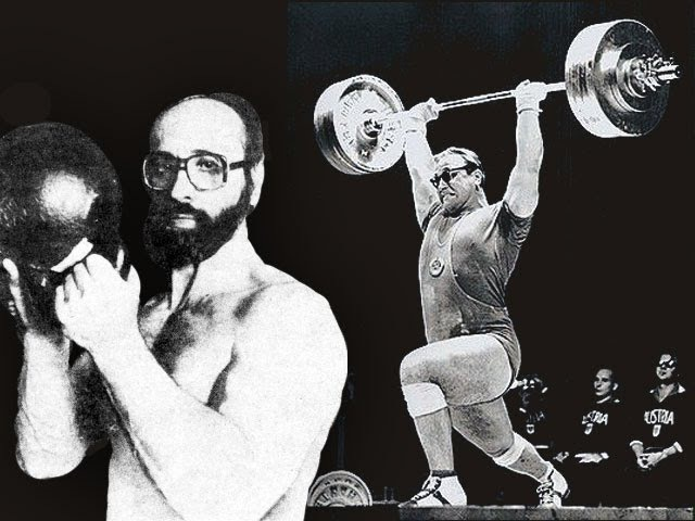 Yury Vlasov | The Fairness of the Strength (documentary about the greatest weightlifter)