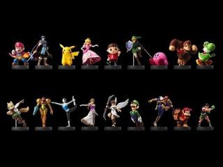 Super Smash Bros. for Wii U & amiibo Trailer