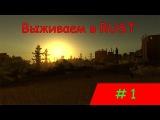 Rust выживаем вместе серия 1