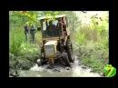 Трактористы рвут шаблоны! Люди от сохи показывают класс вождения на тракторах!