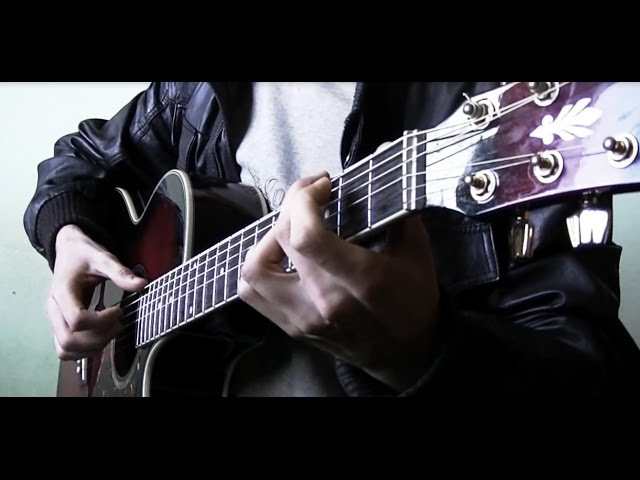 Король и Шут Кукла колдуна│Fingerstyle guitar SOLO cover