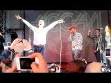 Ассаи feat. Иван Дорн - Река @ Зеленый театр (Киев) 15.05.2014