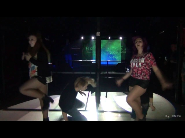 Ночная KOREA-PARTY от АГМ(06-07.09.2014)-FIESTAR-One More dance cover by GDolls feat. Phantom Troupe