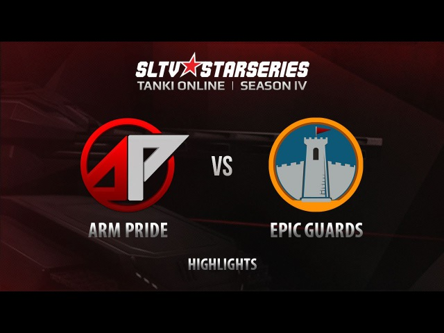 Highlights: ARM PRIDE vs eGuards, Star Series Season IV