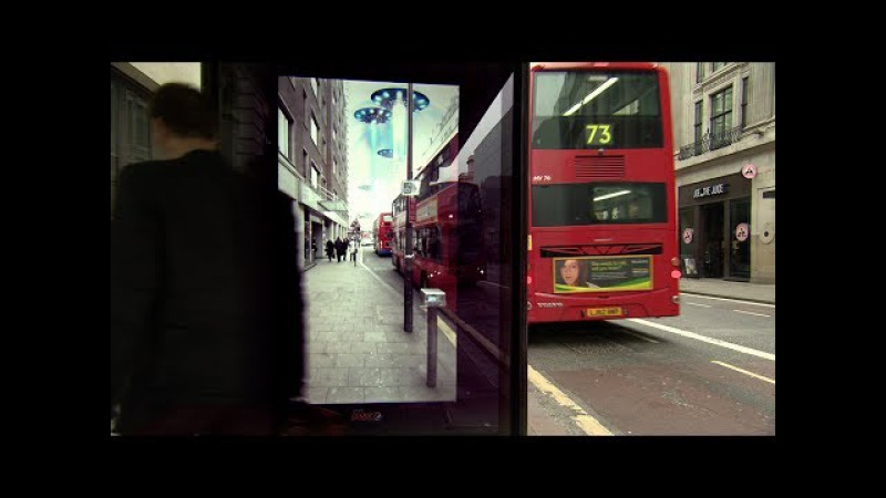Unbelievable Bus Shelter   Pepsi Max. Unbelievable LiveForNow