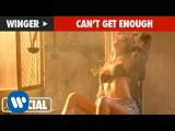 Winger - Can't Get Enough (Official Music Video)