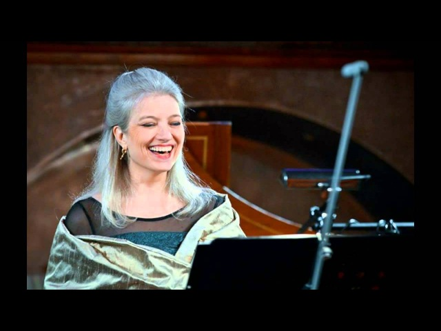 Maria Cristina Kiehr Agneletti : Gloria extr. Canta la Maddalena