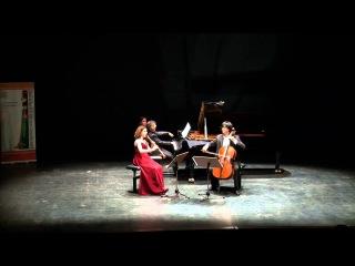 Carl Frühling: Trio a-moll für Klarinette, Cello und Klavier