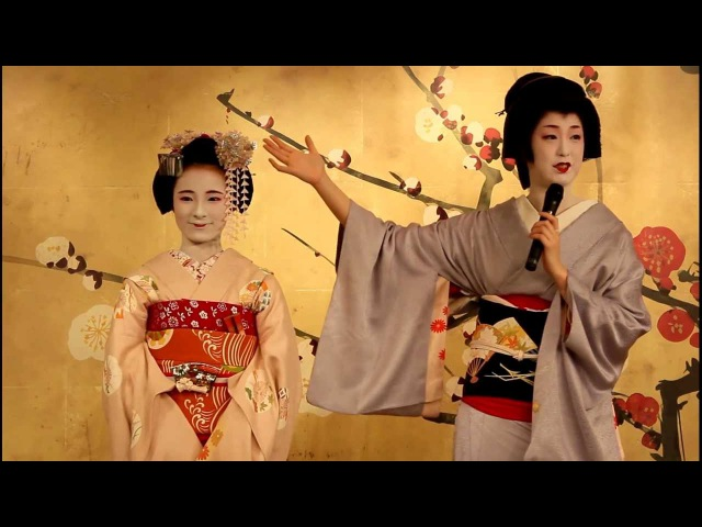 Differences between a Geiko (Geisha) and a Maiko (with subtitles) 【HD】