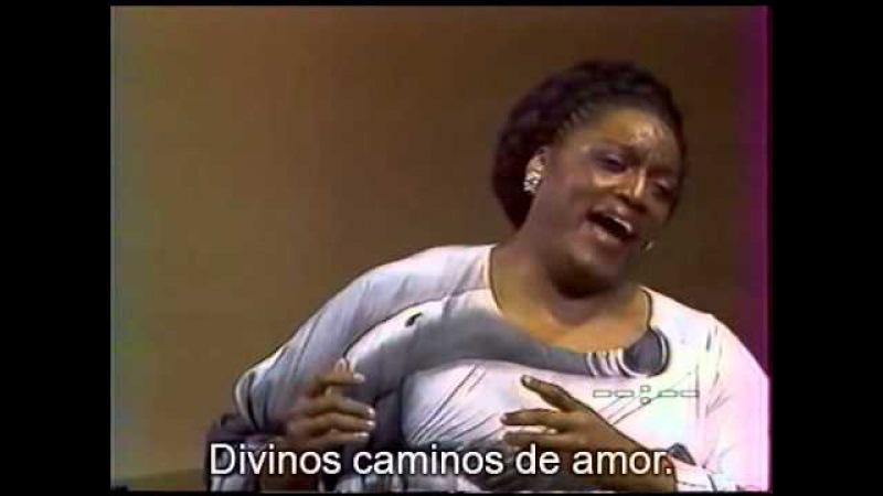 Jessye Norman Les Chemins de l'amour Poulenc