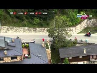 Vuelta a Espana 2015 HD - Stage 11 - FINAL KILOMETERS