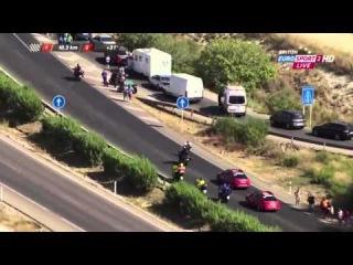 Vuelta a Espana 2015 HD - Stage 5 - FINAL KILOMETERS