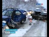 В Котласском районе в ДТП погибли два человека