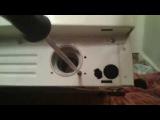 Замена насоса стиральной машины своими руками (Samsung WF-F1061)