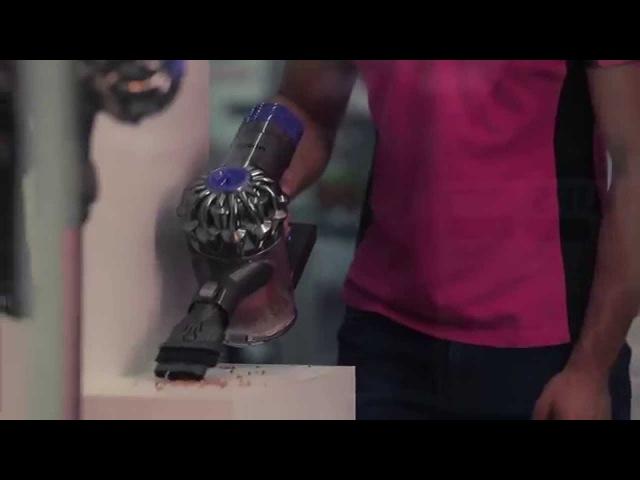 Обзор пылесоса Dyson V6 Total Clean