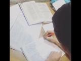 [Нетипичная Махачкала] Как я готовлюсь к экзаменам