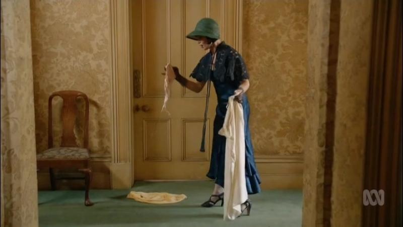 Леди-детектив мисс Фрайни Фишер | Miss Fisher's Murder Mysteries 3 сезон 5 серия ENG