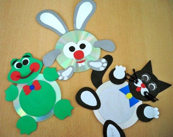 Поделки своими руками для детского сада в домашних условиях