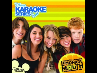 Lemonade mouth - more than a band (karaoke⁄instrumental)