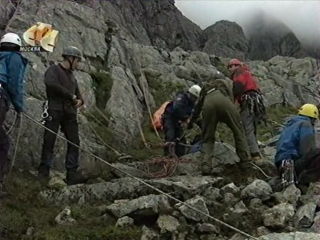 Коварство гор - 10 серия
