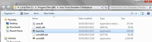 скачать последний мультиплеер для euro truck simulator 2