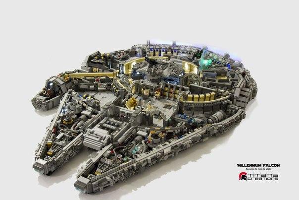 Схемы и инструкции LEGO