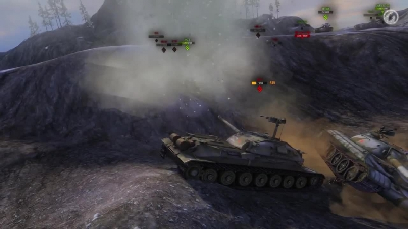Смешные моменты World of Tanks ВБР: No Comments
