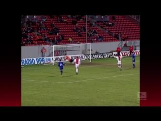 Лучший гол Юргена Клоппа в бытность игроком